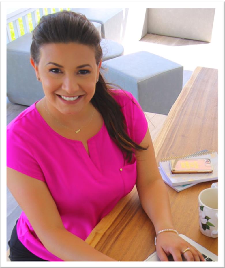 Meet Luisa Benda, owner of Magnolia Weddings and Events in the Florida Keys.